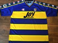 Global Classic Football Shirts | 2001 Parma Vintage Old Soccer Jerseys